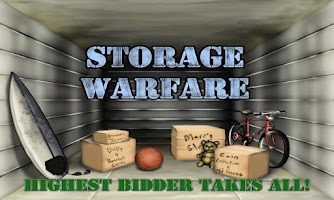 Screenshot of Storage Warfare