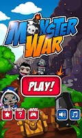 Screenshot of Monster War