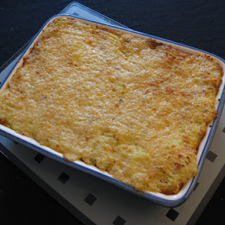 Veggie Chilli Cottage Pie