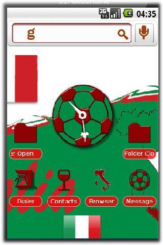 Italy Italian Theme