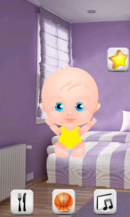 Talking Baby Boy Deluxe APK for Bluestacks