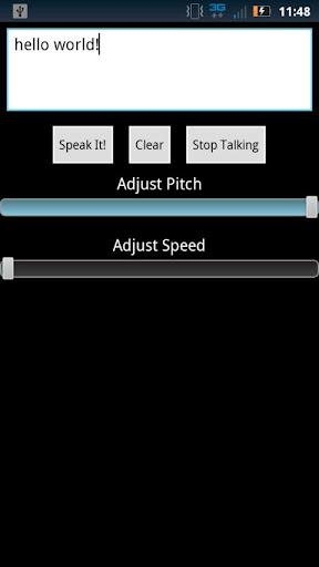 Text To Speech - Text Reader