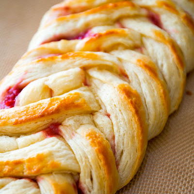 Homemade Danish Pastry Dough (Quick Method)