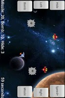 Screenshot of Space Warrior