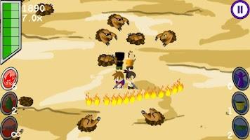 Screenshot of Mutant Mole Mayhem