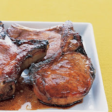 Asian-Style Marinated Pork Chops