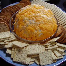 Amy's Beer & Ranch Cheese Ball