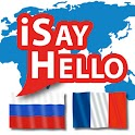 iSayHello Russian - French