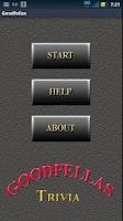 Screenshot of Goodfellas Trivia
