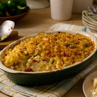 Mac And Cheese With Chicken Casserole Recipes