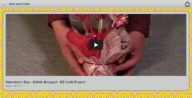 Screenshot of Arts & Crafts