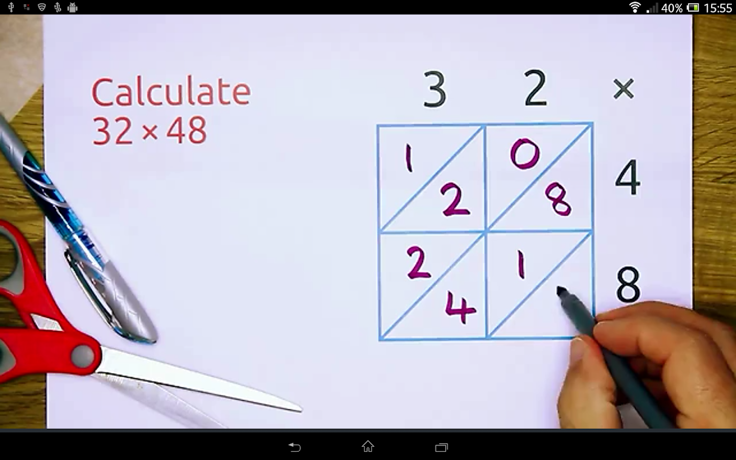 Step Up Maths - nimbl Screenshot 8