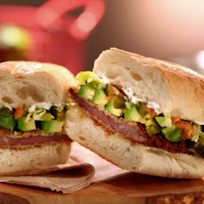 Steak Milanesa Torta