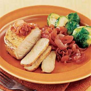 Onion Marmalade Pork Chops Recipes