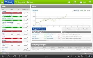 Screenshot of Binck Trading App