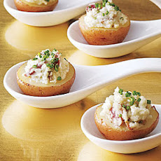 Stuffed Baby Potatoes