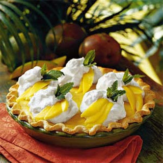 Mango Cream Pie Recipes