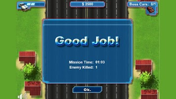 Screenshot of Prepare Car speed battle