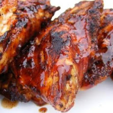 Chili-Rubbed Chicken with Barbecue Table Mop