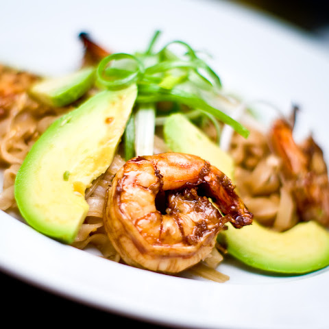 Grilled Shrimp With Tamarind Noodles
