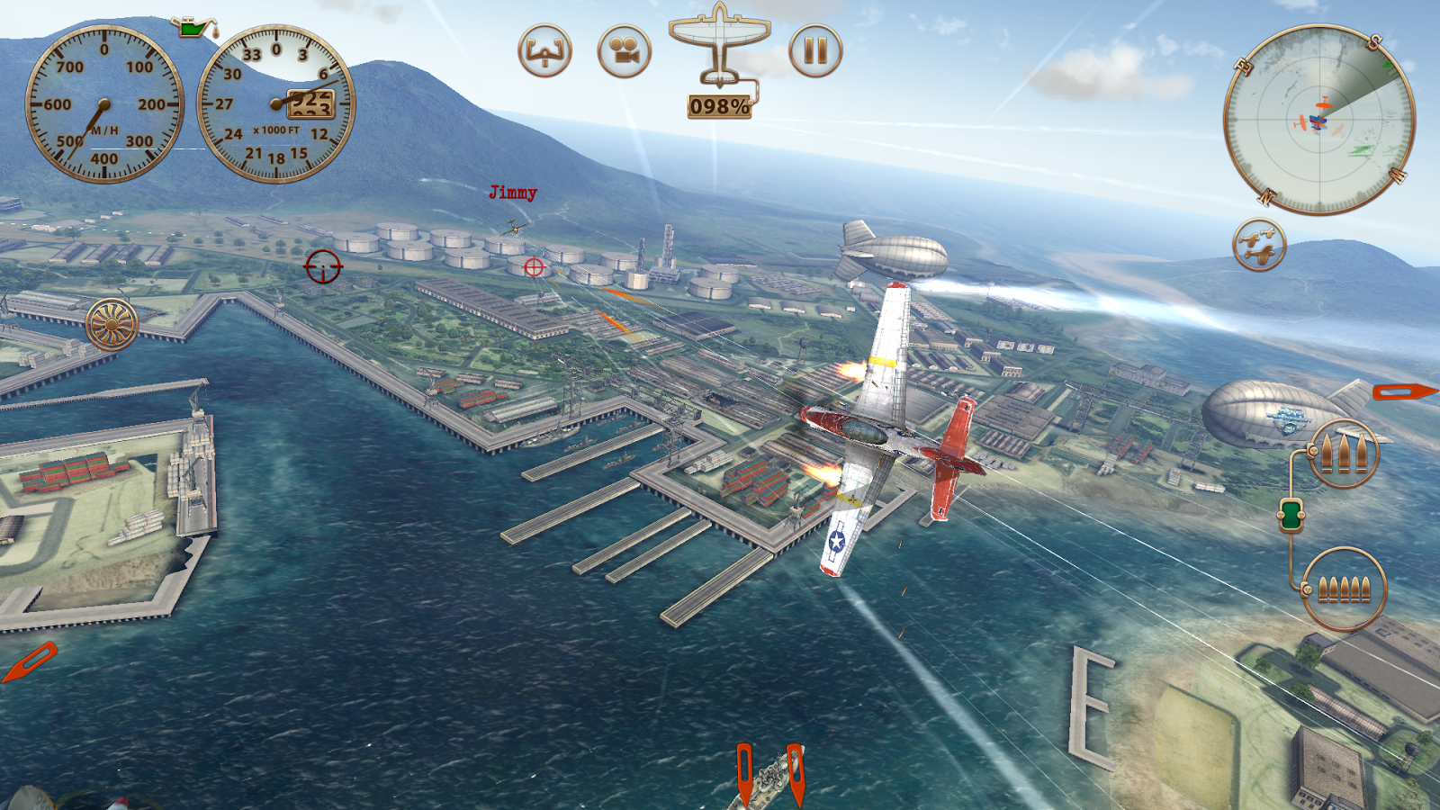 Sky Gamblers: Storm Raiders Screenshot 13