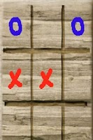 Screenshot of Tic Tac Toe Game
