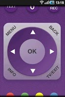 Screenshot of Telia TV Remote