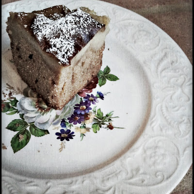 Nua Whole Wheat Cake with Malva Cream