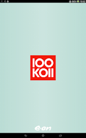 Screenshot of E.ON 100Koll