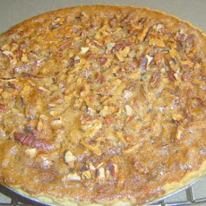 Cajun Sweet Potato Pecan Pie
