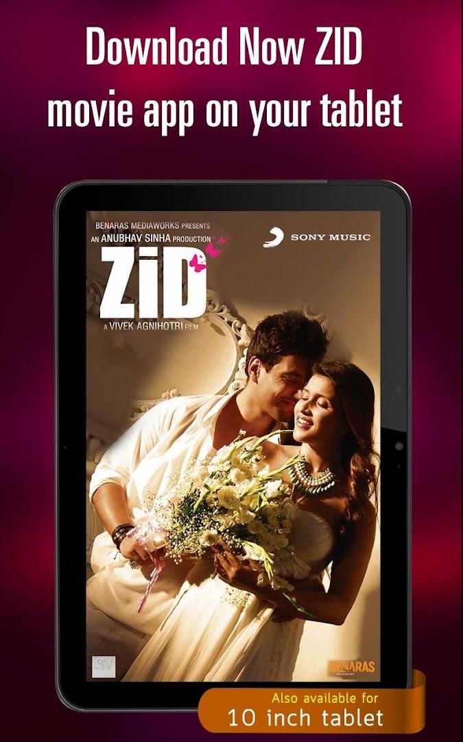 Zid Movie Songs 2014 Download, Zid Mp3 Songs