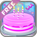 Cake Maker Kids - Cooking Game mobile app icon