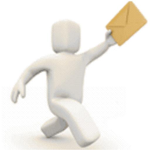 電話郵便配達ライト 生產應用 LOGO-玩APPs