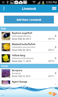 Screenshot of Aquarimate