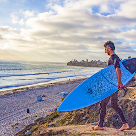 pb san diego  by Roman Gomez - Sports & Fitness Surfing ( romansgallery )