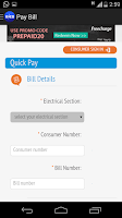 Screenshot of KSEB Bill Calculate | Pay