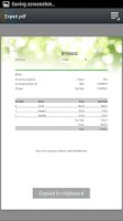 Screenshot of My Invoices (free)