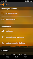 Screenshot of Hanibal Checklists