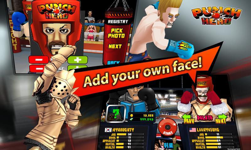 Punch-Hero 22
