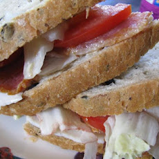 King's Club Sandwich