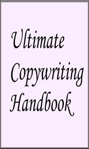 Ultimate Copywriting Handbook