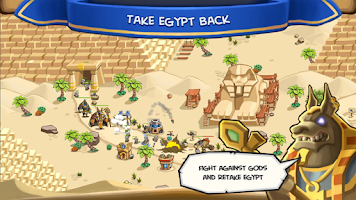 Screenshot of Empires of Sand TD