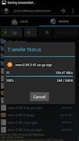 Screenshot of FtpCafe FTP Client Pro