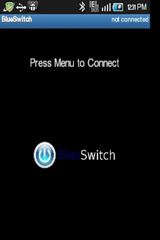 BlueSwitch Home automation