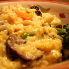 Rice and Sausage Casserole
