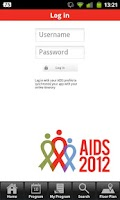 Screenshot of AIDS 2012