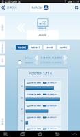 Screenshot of RWE SmartHome