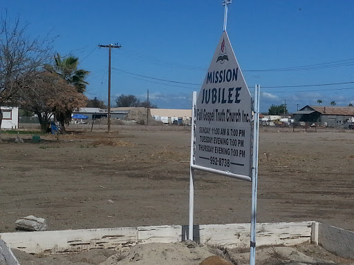 Mission Jubilee Church