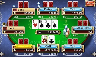 Screenshot of CASINO TOWN - Texas Hold'em