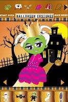 Screenshot of Halloween Costumes